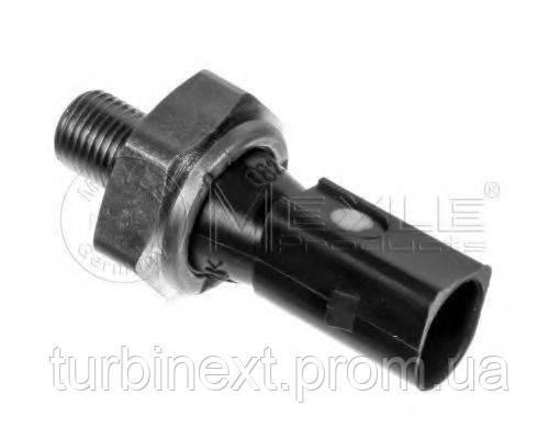Датчик давления масла VW Crafter 2.5TDI 06-/T5 1.9TDI 03-09 (0.55-0.85 bar) (M10x1.0) (коричневый) MEYLE