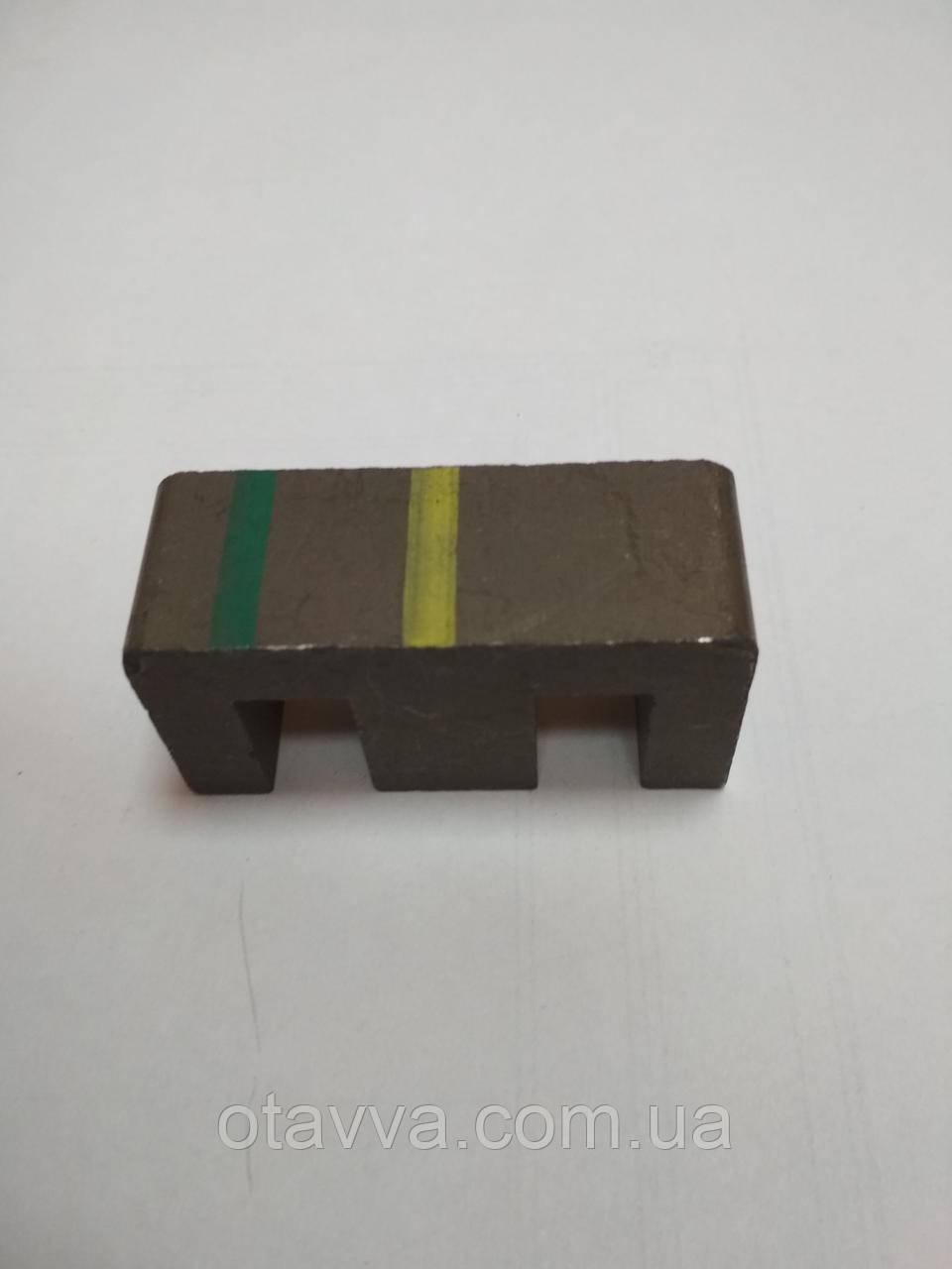 Ш-образный сердечник из распыленного железа фирмы Micrometals