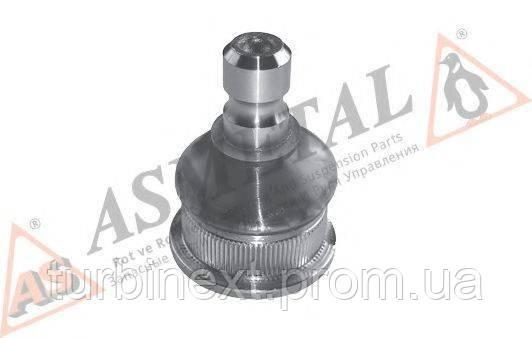 Опора шаровая (передняя/снизу) Renault Megane II/Scenic 02- (d=16mm) ASMETAL 10RN5540