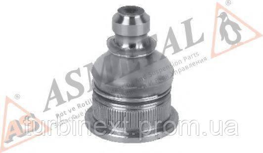 Опора шаровая (передняя/снизу) Renault Megane II/Scenic 02- (d=18mm) ASMETAL 10RN5542