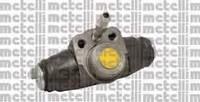 Цилиндр тормозной (задний) VW Caddy I/Golf III/IV 1.8 85- (d=19.05mm) METELLI 04-0349