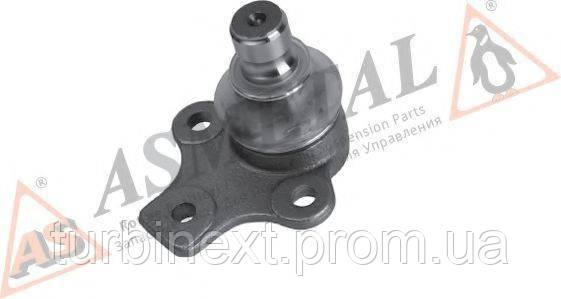 Опора шаровая (передняя/снизу) VW Caddy 96- (d=19mm) ASMETAL 10VW1100