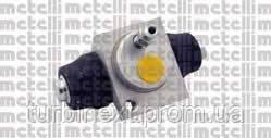 Цилиндр тормозной (задний) Daewoo Lanos/Nexia 97-/Opel Combo/Ascona/Astra F 81- (d=19.05mm) METELLI 04-0677