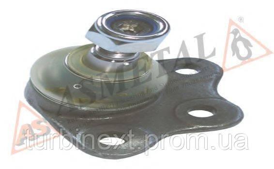 Опора шаровая (передняя) Fiat Doblo (под уклоном) ASMETAL 10FI5500