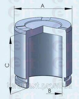 Поршенек суппорта (переднего) Ford Transit 06- (48x52,7mm) (Bosch) ERT 150804-C
