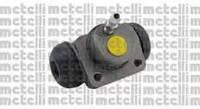Цилиндр тормозной (задний) MB 207-310 (d=15.87mm) METELLI 04-0581