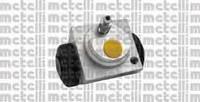 Цилиндр тормозной (задний) Renault Kangoo 1.5dCi 08- (d=22.2mm) METELLI 04-0984