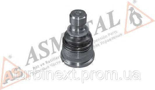 Опора шаровая (передняя/снизу) Renault Master/Opel Movano 98- ASMETAL 10RN1105