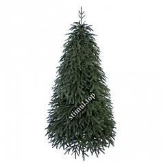 Смерека литая зелёная искусственная 2.1 м (елка искусственная)