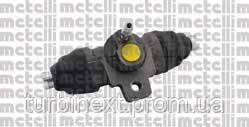 Цилиндр тормозной (задний) VW T4 1.8-2.5D 90-03 (d=20.64mm) METELLI 04-0609