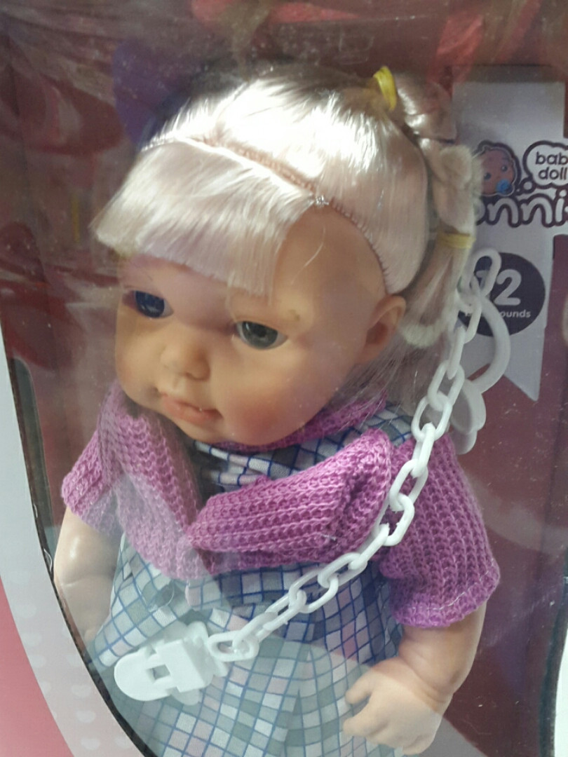 Кукла Baby doll bonnie