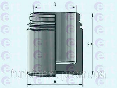 Поршенек суппорта (переднего) MB Vario 96- (48x46,5mm) (Ate) ERT 151065-C