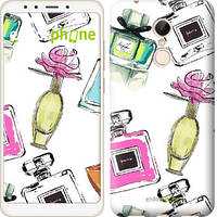 "Чехол на Xiaomi Redmi 5 Perfumes ""3002c-1350-2911"""