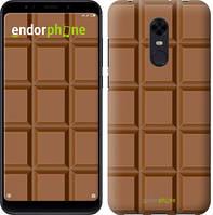 "Чехол на Xiaomi Redmi 5 Plus Шоколадка v2 ""2934c-1347-2911"""