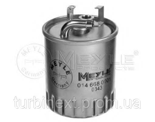 Фильтр топливный MB Sprinter/Vito CDI MEYLE 014 668 0001