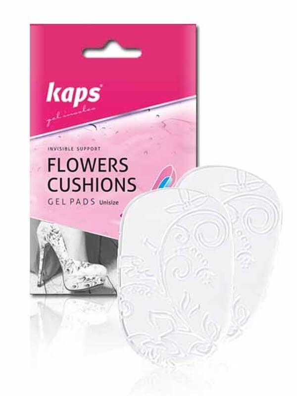 Kaps Flowers Cushions - Гелеві подушечки для взуття на високих підборах