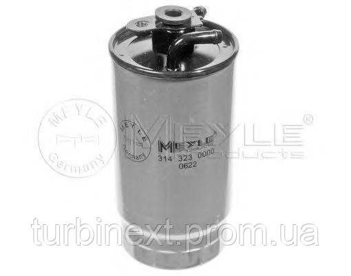 Фильтр топливный BMW 330D/530D 98- MEYLE 314 323 0000