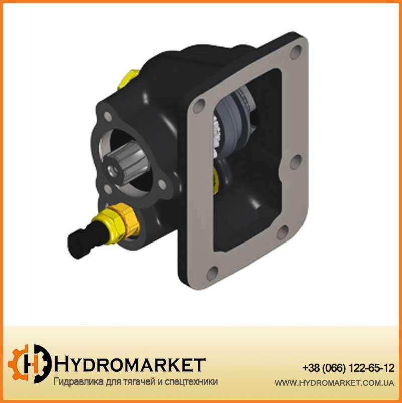 Коробка отбора мощности HYUNDAI КПП M015-S5 OMFB Италия механическое управление