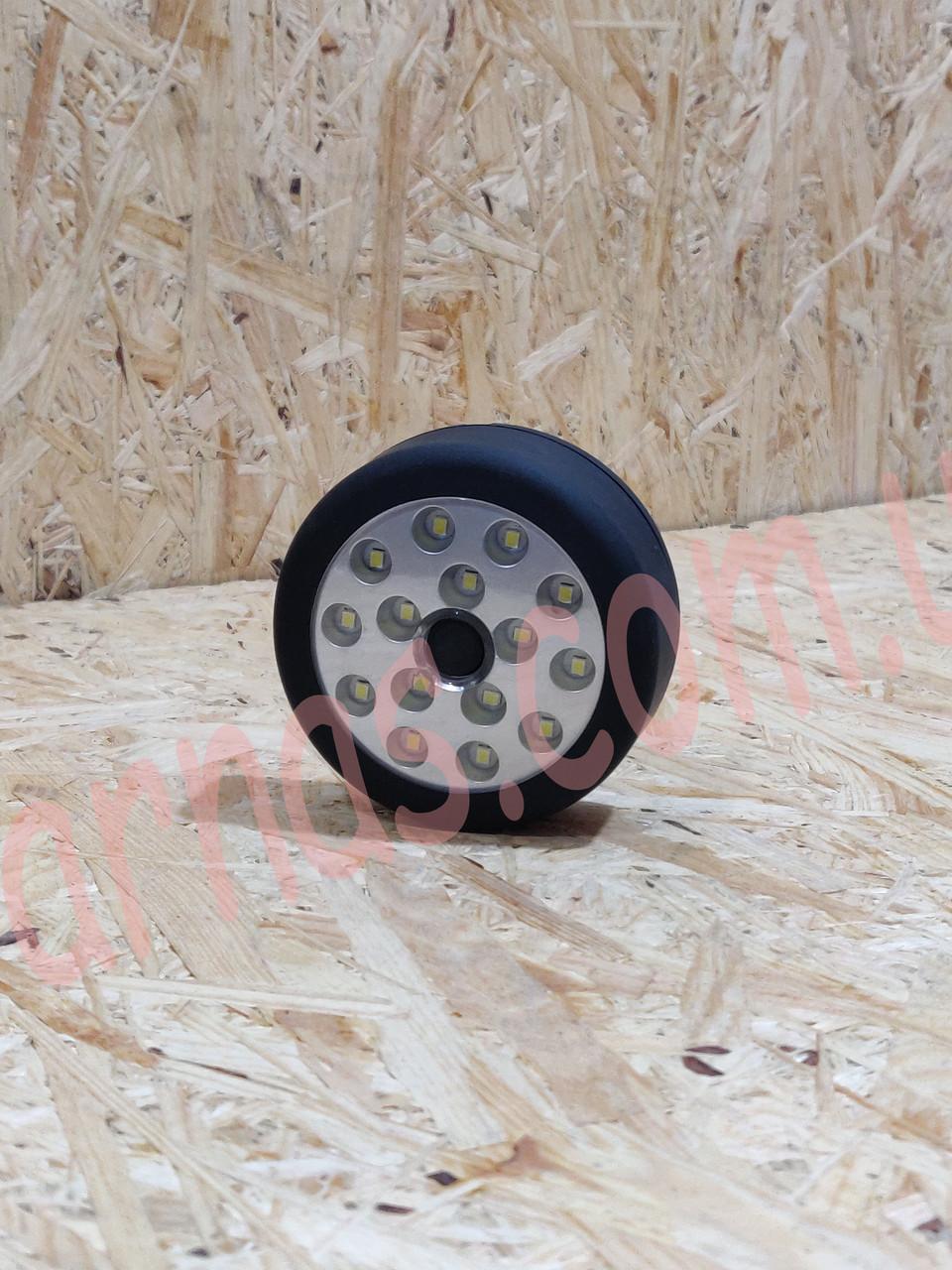 Фонарь для кемпинга с магнитом TX-015