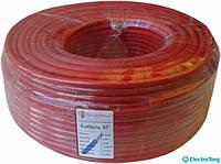 Кабель КГ 1х10 красный ElectroHouse, фото 1