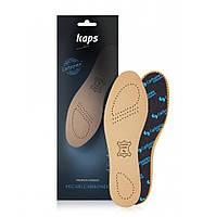 Kaps Pecari Carbonex - Антибактериальные кожаные стельки, фото 1