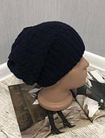 Женская зимняя шапка на флисе, теплая зимняя шапка. Размер универсальный, цвета разные., фото 1