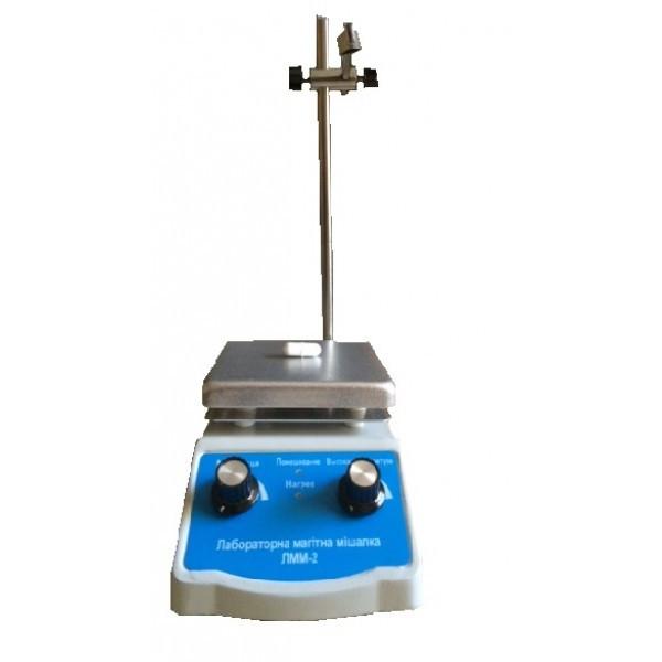 Магнитная мешалка с ферритовым магнитом ЛММ-2