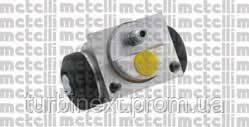 Цилиндр тормозной (задний) Ford Connect 02- (d=20.64mm) METELLI 04-0937
