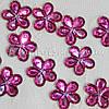 Клеевой / пришивной декор Цветок, 20 мм