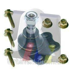 Опора шаровая (передняя/снизу) Fiat Doblo 01- (под уклоном) RTS 93-00187-056