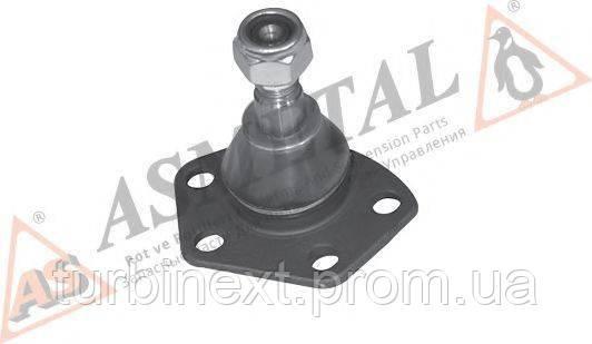 Опора шаровая (передняя/снизу) Fiat Ducato/Peugeot Boxer (1.8t) 94-02 ASMETAL 10FI3003