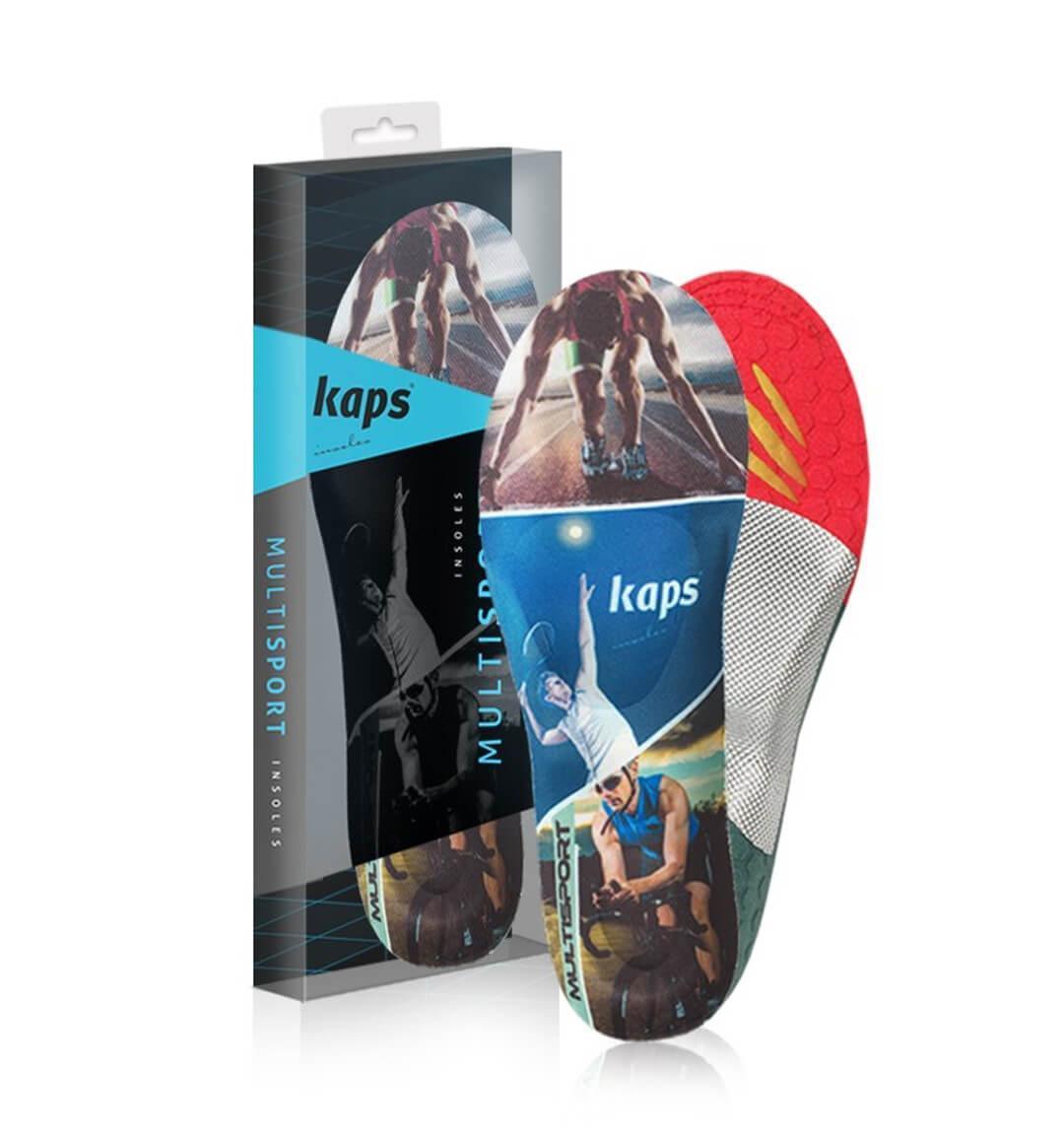 Kaps Multisport - Стельки для спортивной обуви 38/40