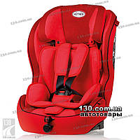 Детское автокресло с ISOFIX HEYNER MultiRelax AERO Fix Racing Red (798 130)