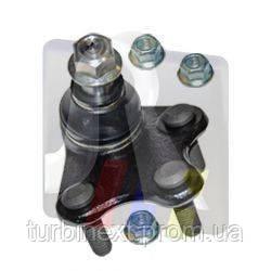 Опора шаровая (передняя/снизу/L) VW Polo/Skoda Fabia 1.0-2.0 99- RTS 93-09123-256
