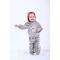 Костюм для новорожденных кофта и штаны, фото 1
