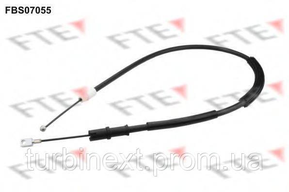 Трос ручника (задний) (R) MB Vito (W639) 03- FTE FBS07055
