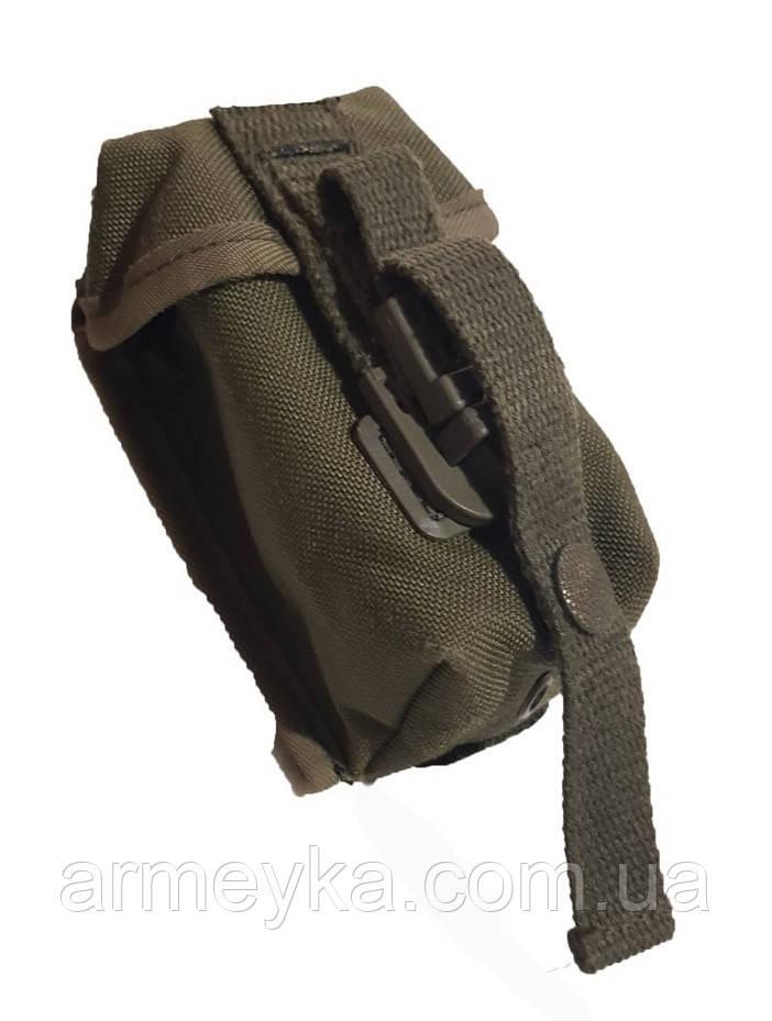 Подсумок Redo, для ручной гранаты (для рюкзака/разгрузки). ВС Австрии, оригинал.