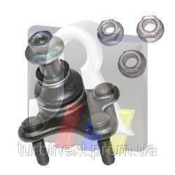 Опора шаровая (передняя/снизу/L) VW Passat/Golf VII/Passat CC 1.2-3.6 05- RTS 93-90920-256