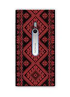 Чехол для Nokia Lumia 800 (Вышиванка)