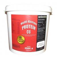 Activevites Multi-Kompo PROTEIN C6 2500 g