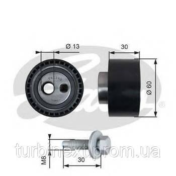 Ролик ГРМ Fiat Scudo 2.0JTD (натяжной) GATES T41140