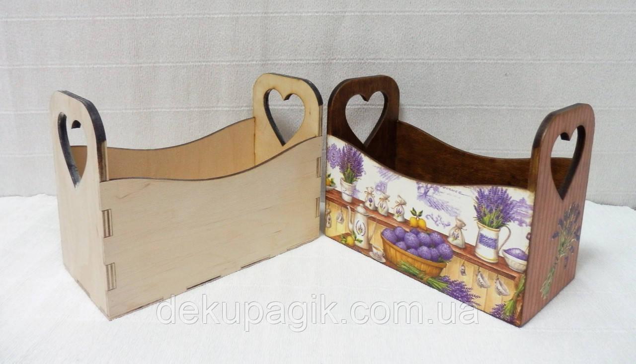 Короб для специй с сердечками