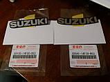 "Наклейка ""SUZUKI"" над фарой 01-02г FOR Y7H Suzuki Burgman SkyWave 68641-14F30-BG3, фото 4"