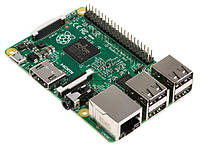 Raspberry Pi 2 Model B (900 MHz Quad Core, 1GB RAM)