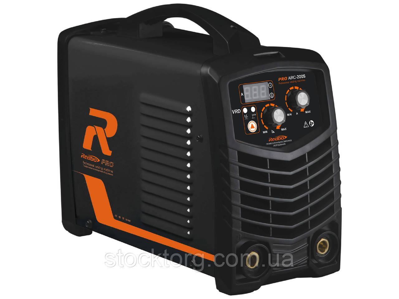 Зварювальний інвертор Redbo PRO ARC-250