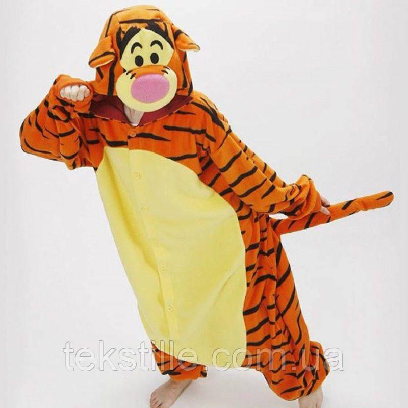 Кигуруми для дорослих Тигра S