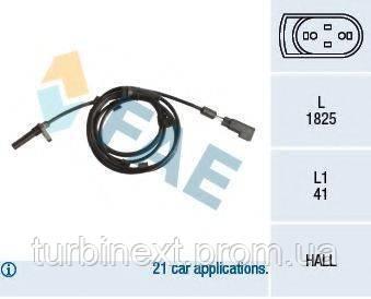 Датчик ABS (задній) Ford Transit 2.2-3.2 TDCi 06- (R) FAE 78259