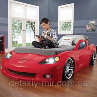 Кровать детская Машина Chevrolet Corvette Step2 8215