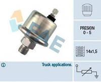 Датчик давления масла DB 609 (M14x1.5) FAE 14570