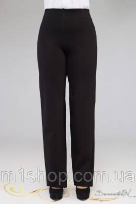 Женские черные брюки для пышных (1916 осень-зима svt)